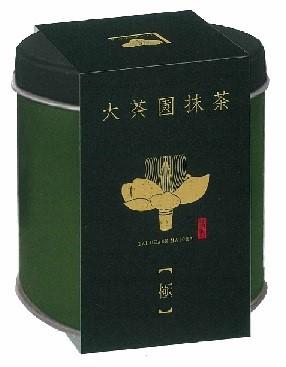 大茶園抹茶【極】50g